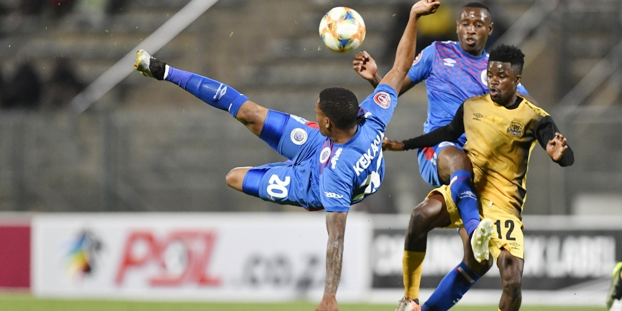 Tembo's SuperSport held by Leopards, as Maritzburg beat Cape Town City