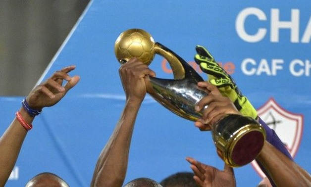 CAF Champions League group stage draw in full