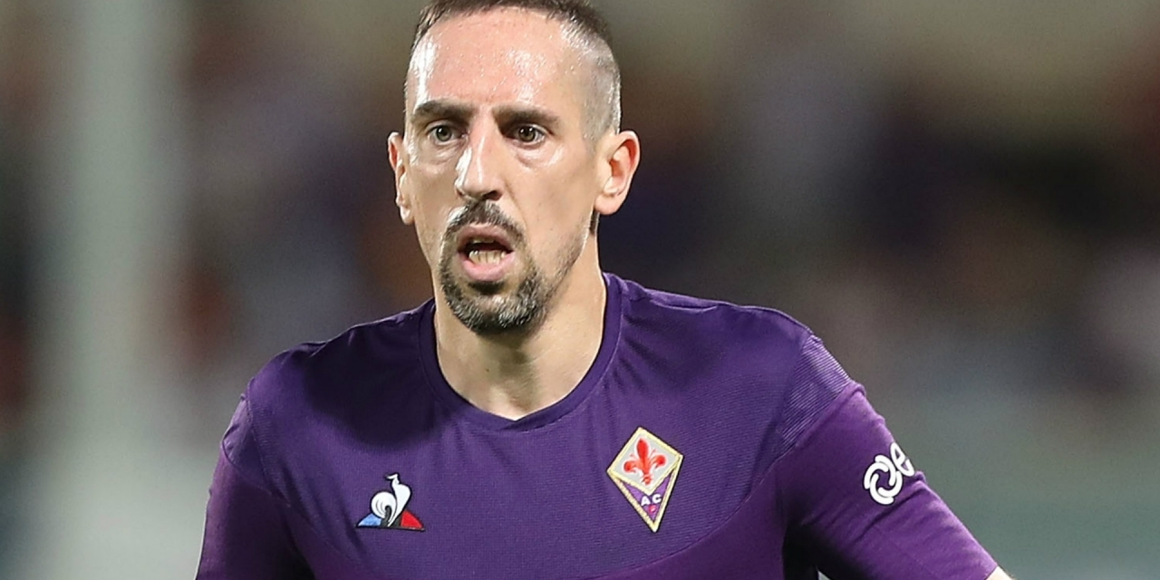 Ribery hit with ban after attack on official in Italy