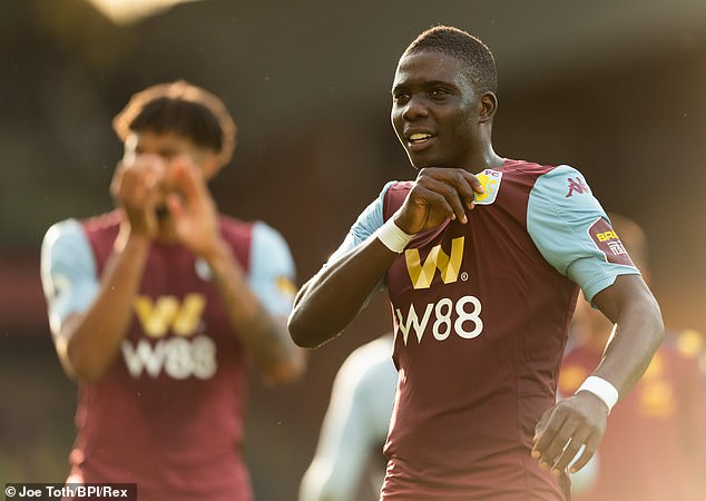 Nakamba back in Villa starting eleven
