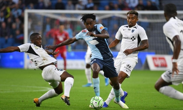 Kadewere injured in Le Havre's defeat to Souchax