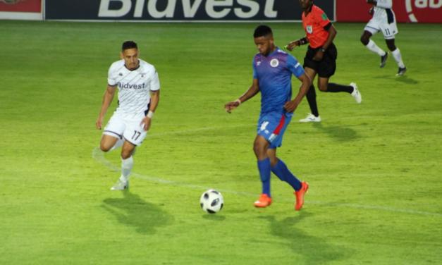 Kaitano Tembo's SuperSport United return to winning ways