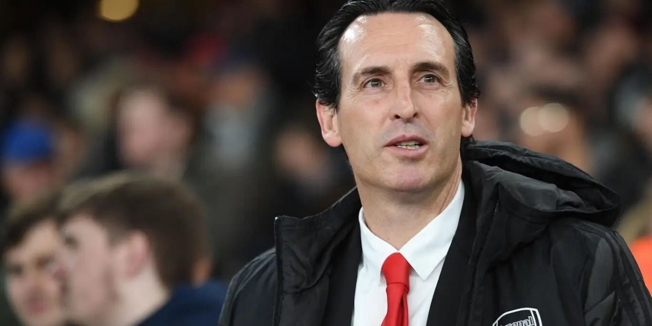 Arsenal sack Unai Emery