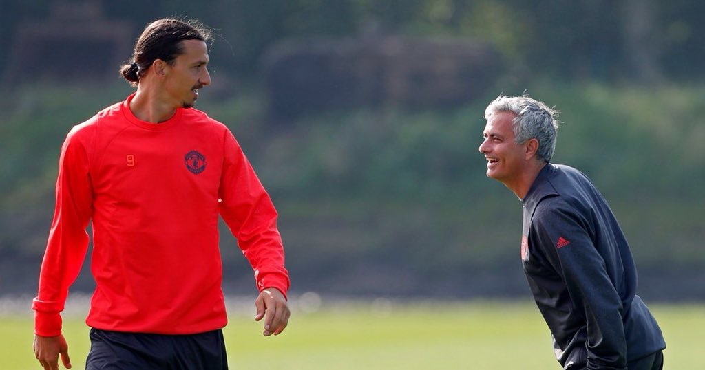 Mourinho wants Zlatan at Spurs- reports