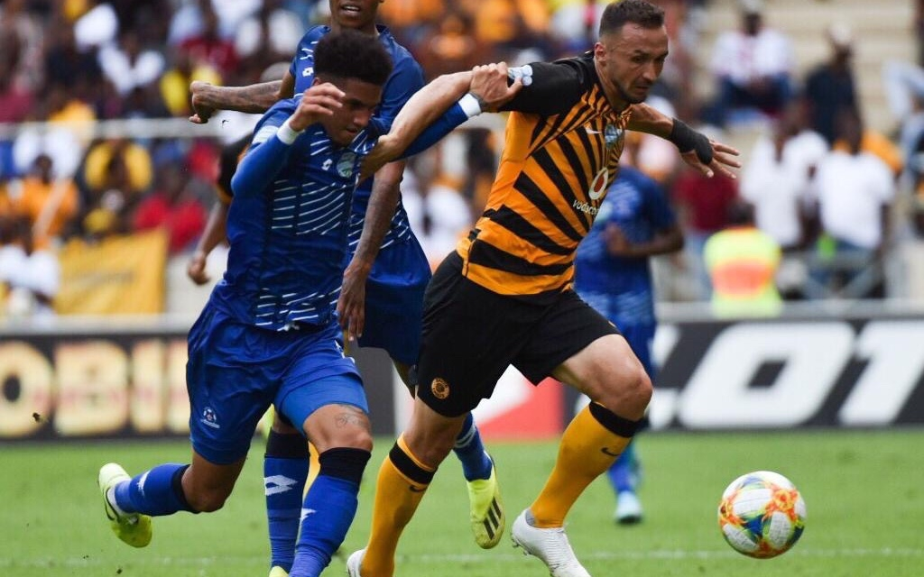 Katsande's absence felt as Chiefs crash out of Telkom Knockout