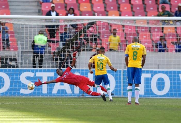 Mapeza's Chippa go down fighting in TKO loss to Sundowns