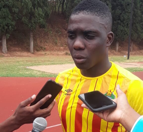 Nakamba comments on mood in camp ahead of Botswana clash