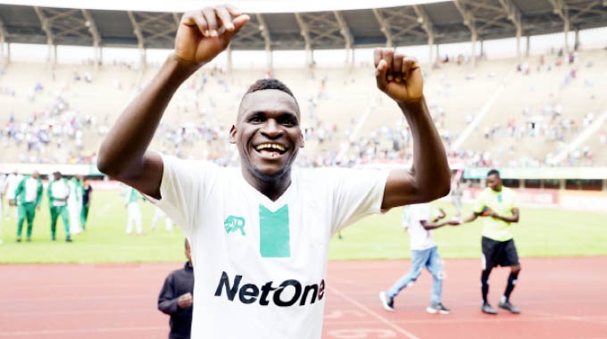 Video: Newman Sianchali's goal which sunk Dynamos in the Harare derby