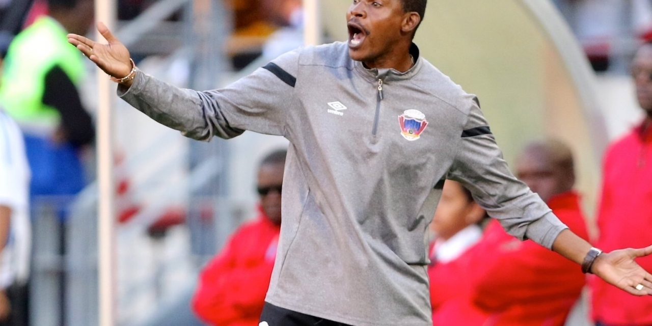 Mapeza guides Chippa to first win on the ABSA Premiership season