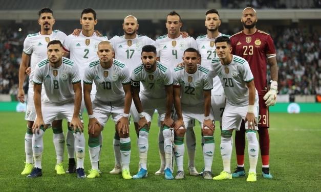 Algeria massacre Zambia in AFCON qualifier