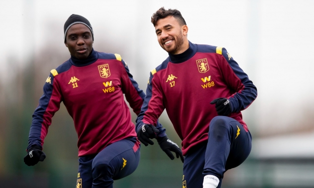 Marvelous Nakamba's strong message to his Villa teammates