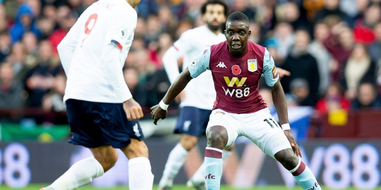 Birmingham Mail makes Nakamba Villa's outstanding player in Liverpool game
