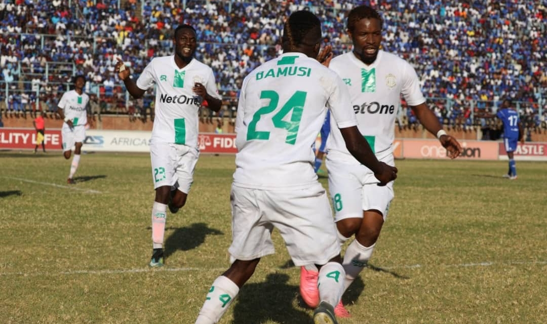 Harare devided as CAPS, Dynamos clash