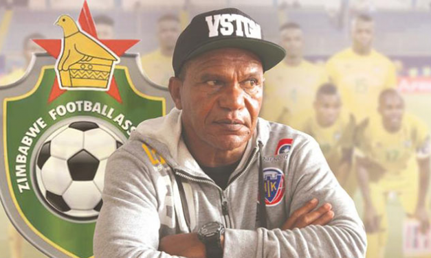Antipas reveals Warriors game plan against Zambia