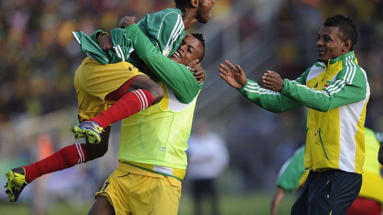 AFCON 2021 qualfiers Match day 2 roundup