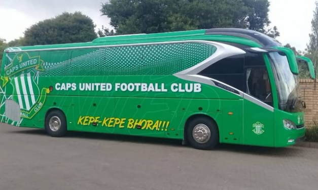 Mushekwi left frustrated after Zimra seized CAPS United bus again