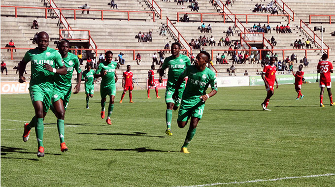 FC Platinum in Egypt for CAF C.L