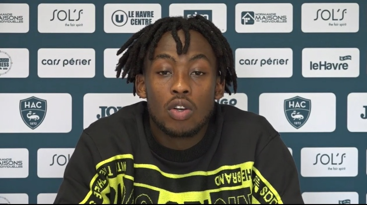 In-form Tino Kadewere- persistent difference maker for Le Havre