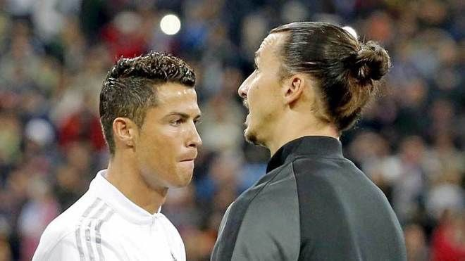 Zlatan blasts Ronaldo's 'new challenge' theory in joining Juve