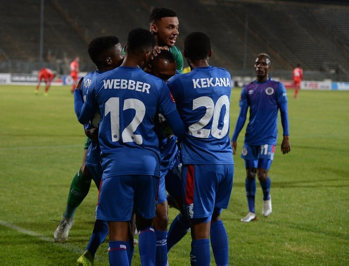 Tembo's Supersport overcome Highlands Park