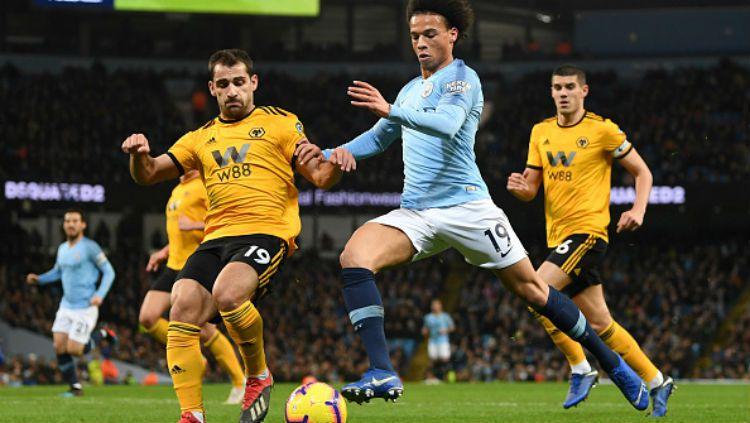 Wolves stun Man City in thriller