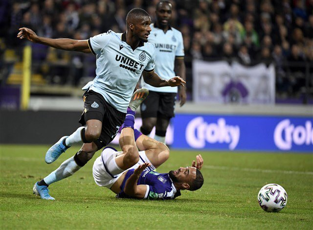 Musona's Anderlecht crash out of Belgian Cup