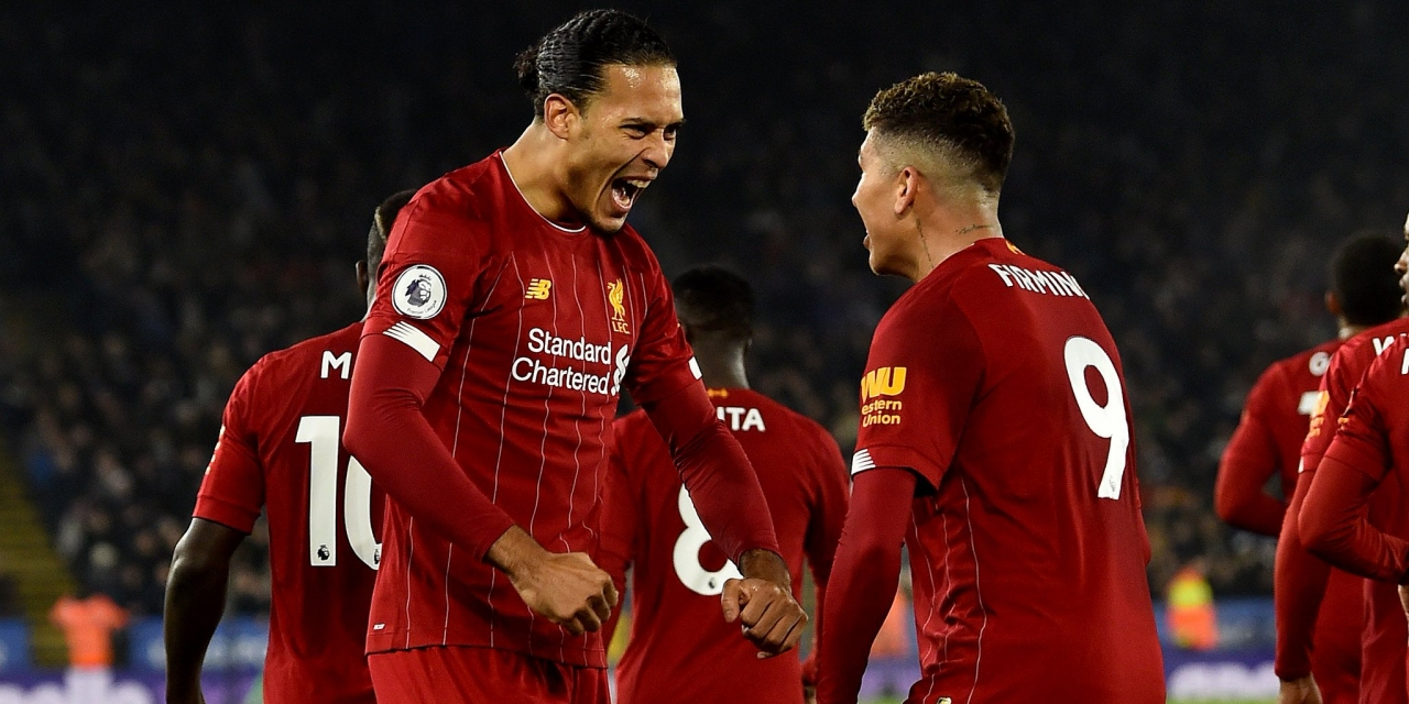 Ruthless Liverpool thump Leicester City