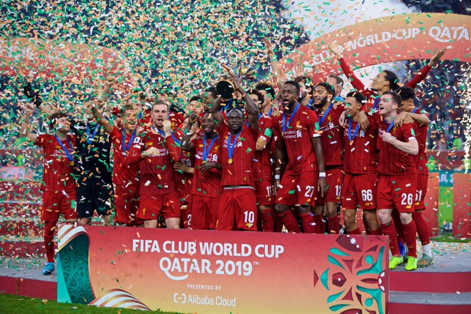 Liverpool win 2019 FIFA Club World Cup