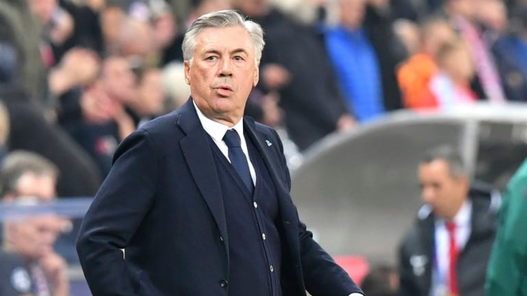 Carlo Ancelotti on the verge of returning to EPL