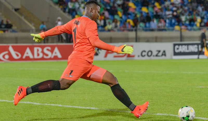 Chigova back in goal for Polokwane City