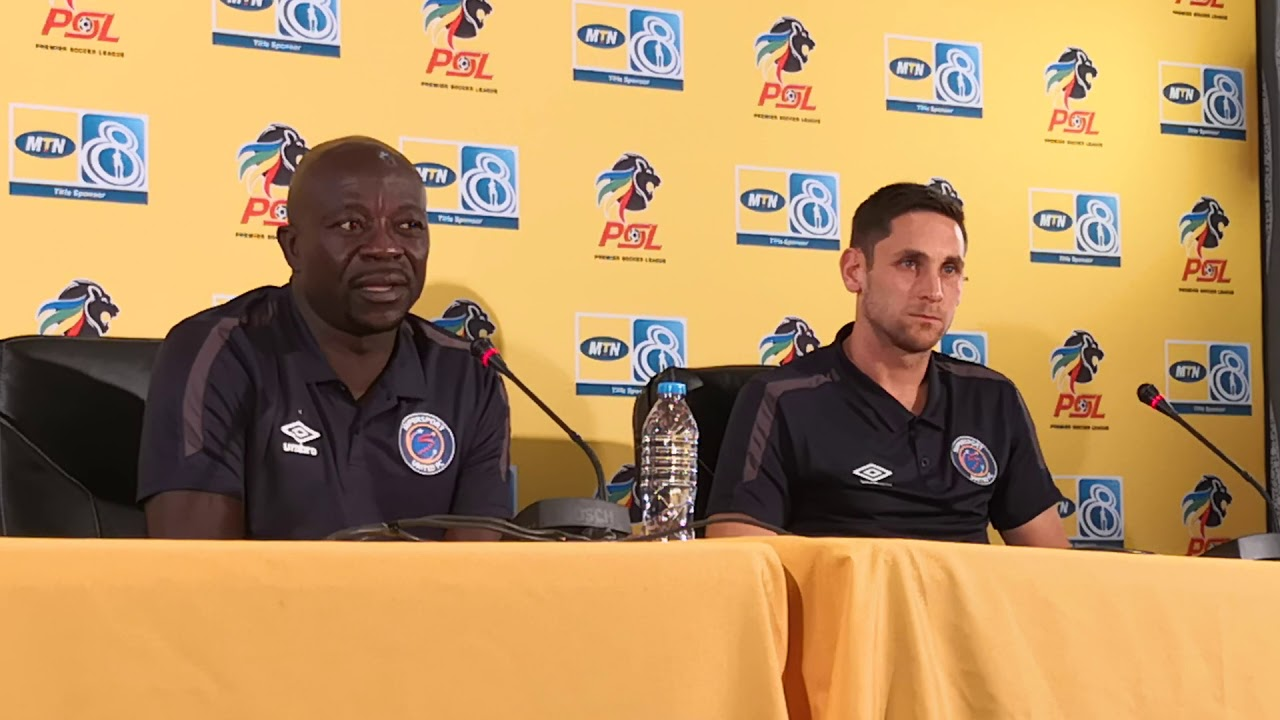 Kaitano Tembo picks new SuperSport United captain to replace Furman - soccer24.co.zw