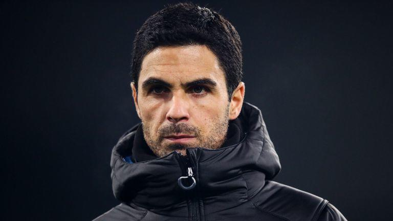 Mikel Arteta tests positive for coronavirus