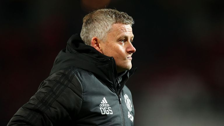Solskjaer not concerned about losing his job after recent sackings in EPL