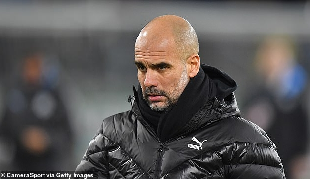 Pep Guardiola not ruling Man City out of title race yet