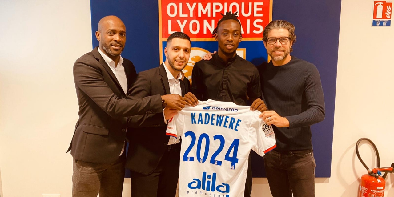 Kadewere's Lyon threaten legal action over Ligue 1 premature ending