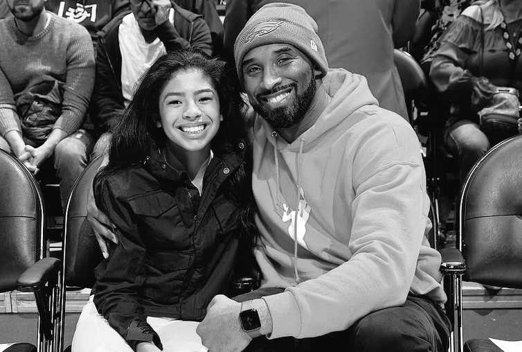 Football stars pay tribute to Kobe Bryant and daughter