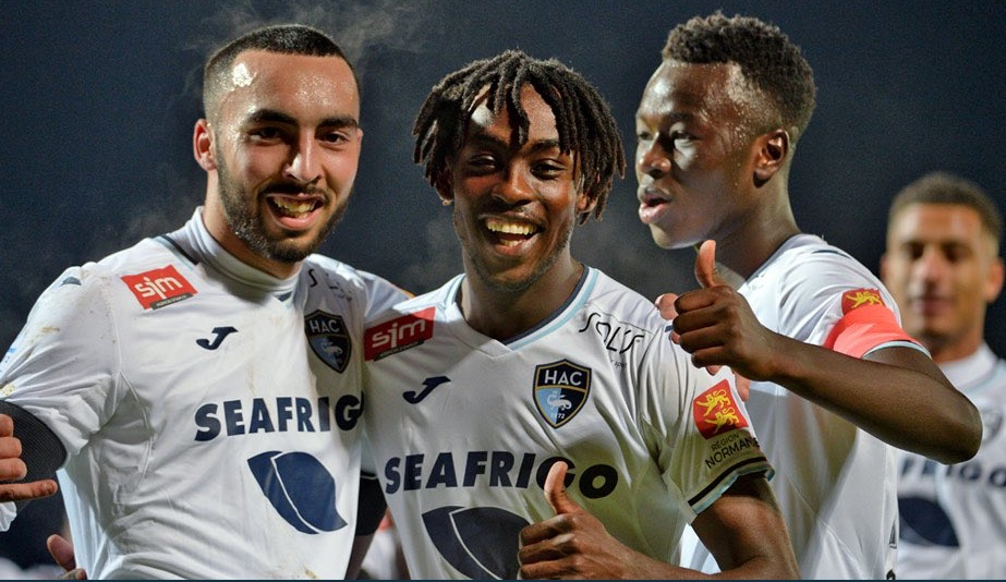 Kadewere ruling the roost in the French Ligue 2