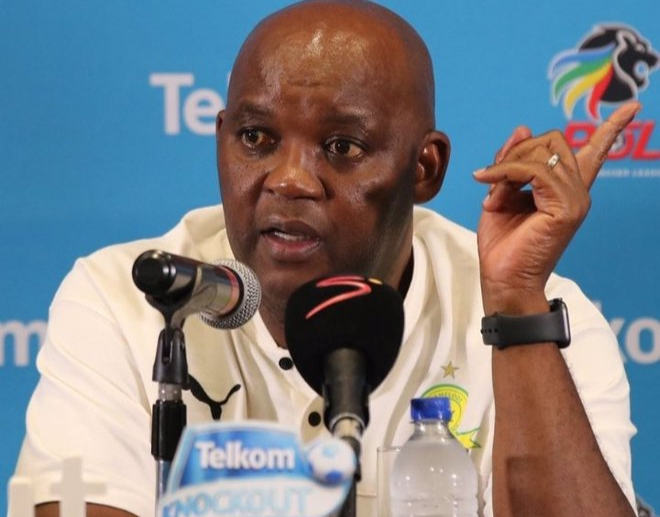 Mosimane comments on Musona interest reports