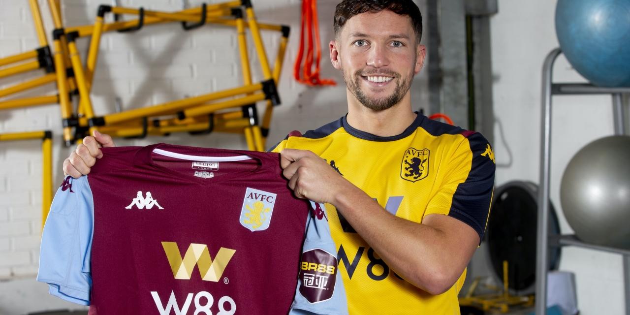 Aston Villa complete Drinkwater loan deal