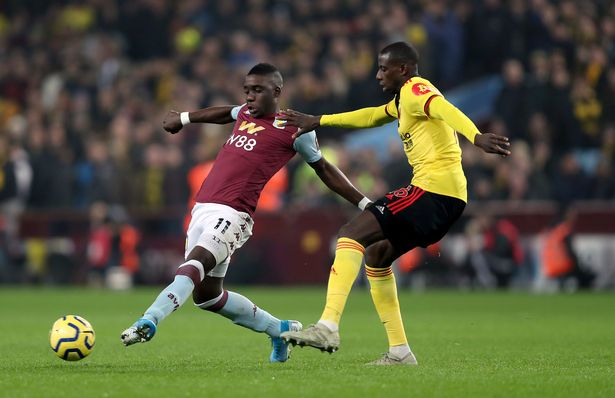 Nakamba 'back to old self' in crucial Aston Villa win