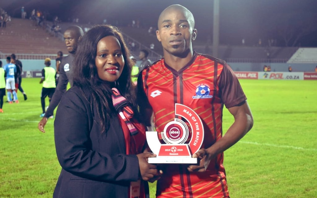 Nyoni man-of-the-match in Chippa, Maritzburg stalemate