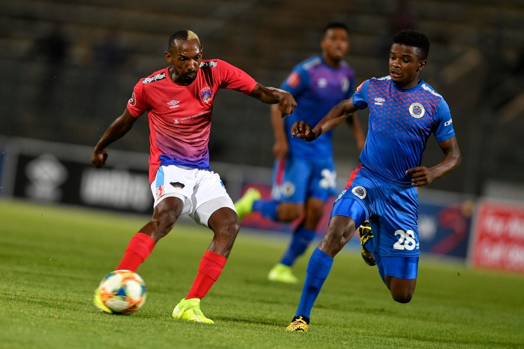 Tembo outsmarts Mapeza as SuperSport thrash Chippa - soccer24.co.zw
