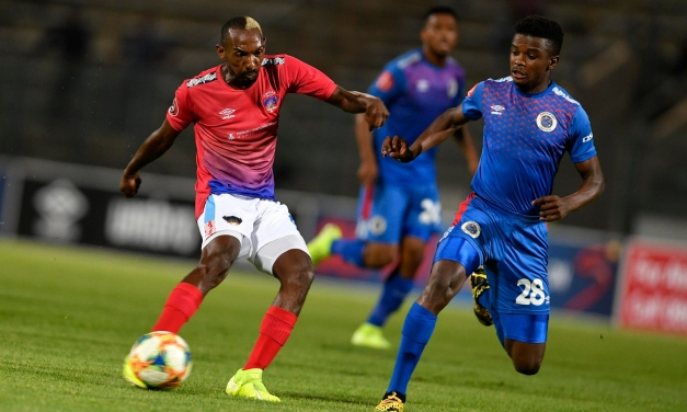 Tembo outsmarts Mapeza as SuperSport thrash Chippa