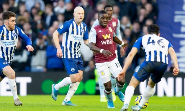 Aston Villa secure crucial point, City held