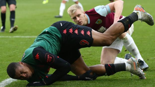 Villa's Wesley likely out for the rest of the season