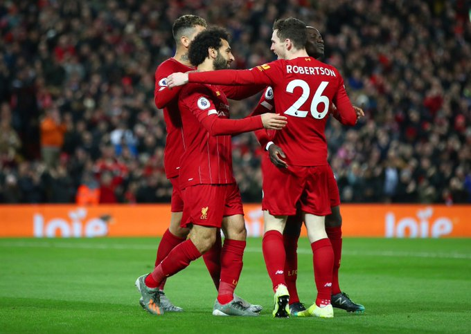 Liverpool seal unbeaten year with victory over Sheffield