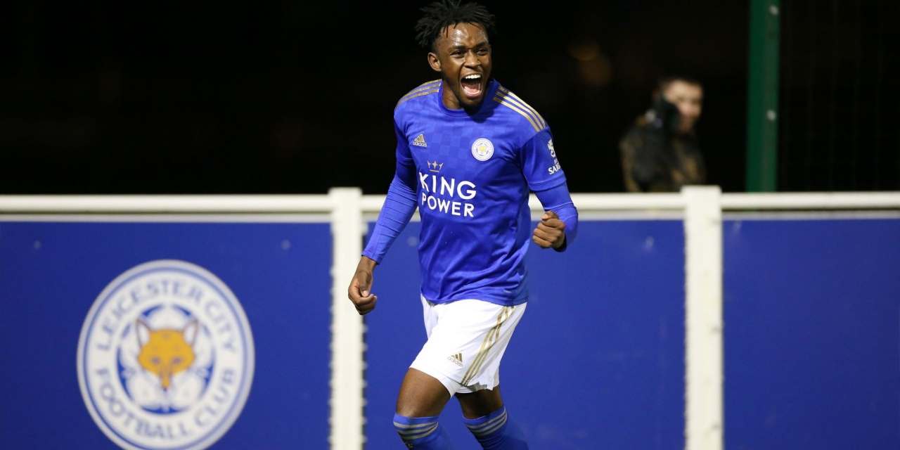Admiral Muskwe continues fine form with Leicester City developmental side