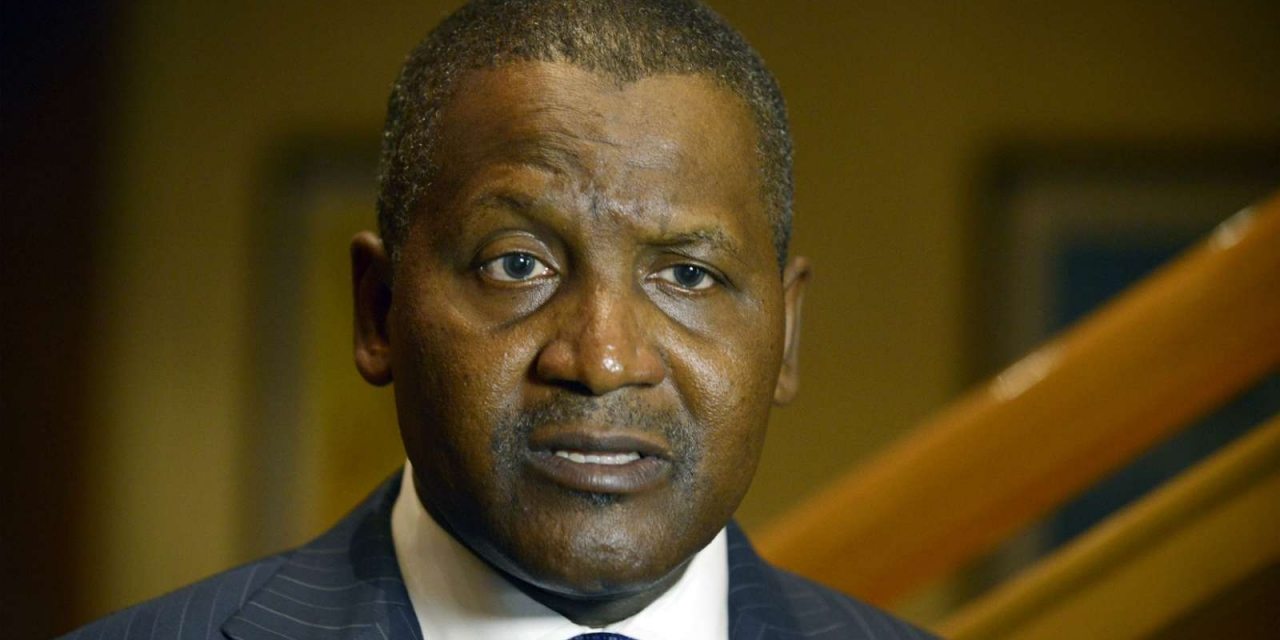 Dangote renews interest in buying Arsenal