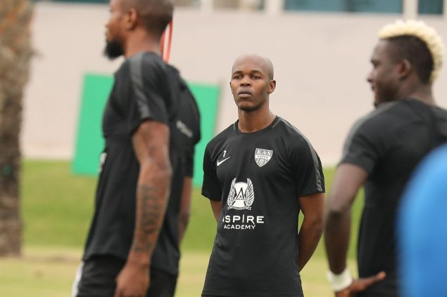 Musona named in KAS Eupen starting eleven to face Charleroi