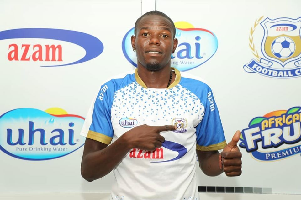 Never Tigere moves to Tanzania after leaving FC Platinum
